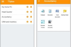 Mobile Users, Look Out: The TSplus Remote Desktop App is Officially Available